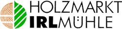 Holzmarkt Irlmühle Logo